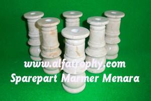 Jual Sparepart Piala Trophy Marmer Murah
