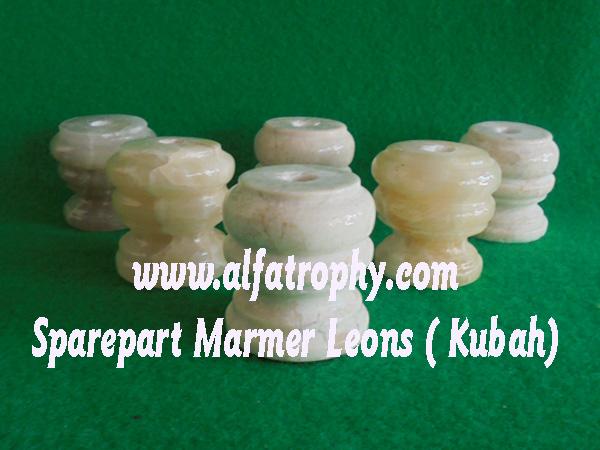 Sparepart Trophy Marmer Model Leons/Kubah