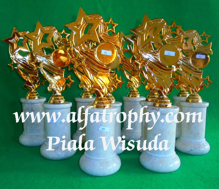 Piala Wisuda Marmer