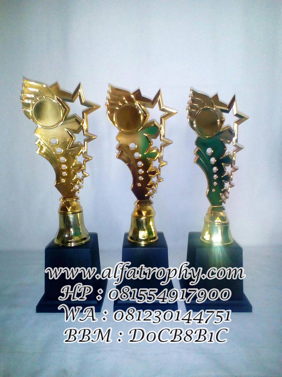 Jual Trophy Plastik | Pusat Piala Trophy